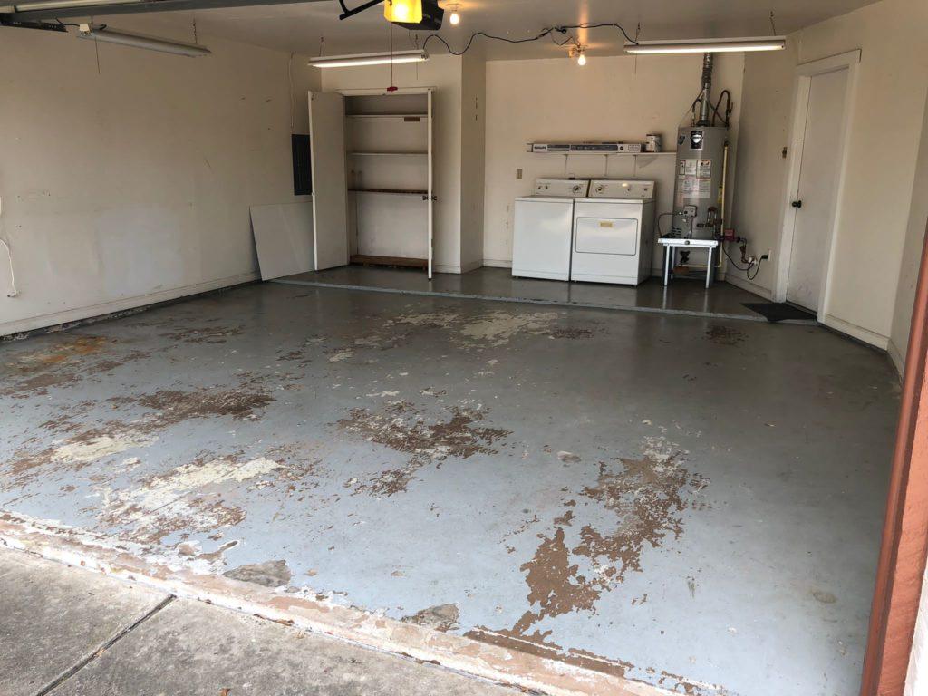 Garage2 after organizing