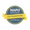 NAPO Certificate - Life Transition